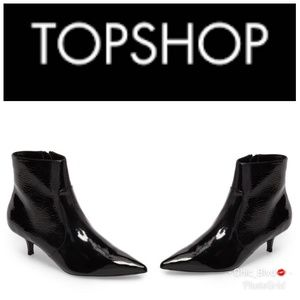 Abba Pointy Toe Bootie